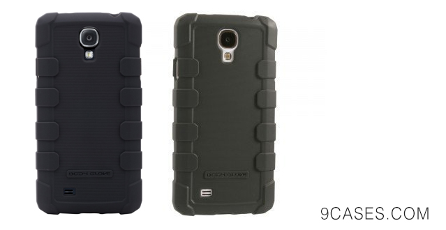 Body Glove 9346201 DropSuit Rugged Case for Samsung Galaxy S4 - Retail Packaging