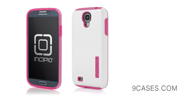 Incipio SA-381 DualPro Shine Case for Samsung Galaxy S4 - 1 Pack - Retail Packaging