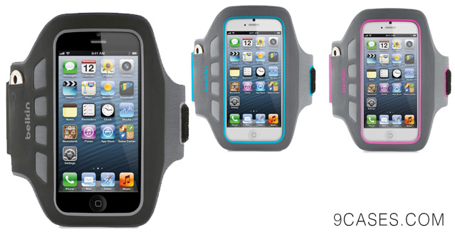 Belkin EaseFit Plus Armband for iPhone 5, 5S and 5c