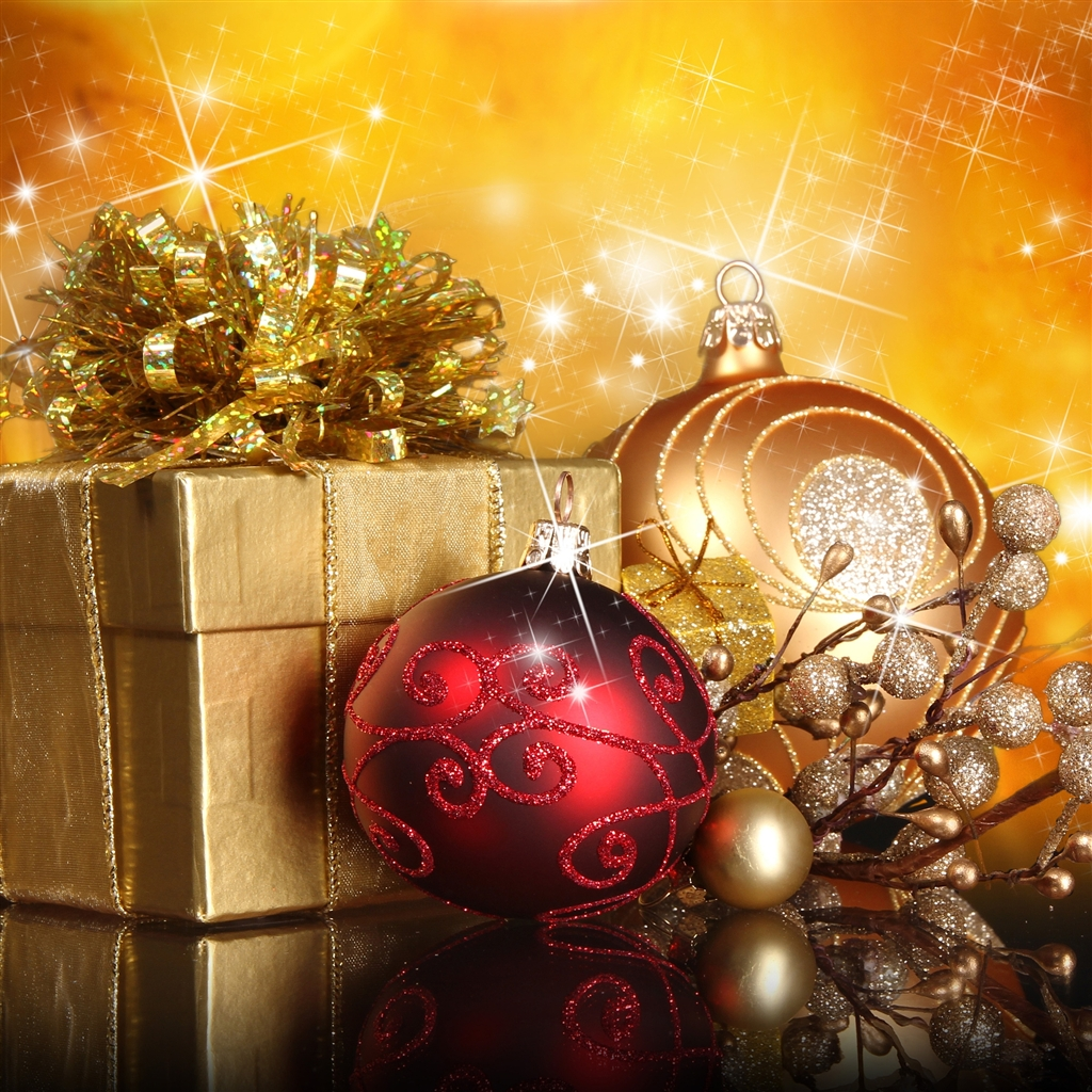 Christmas-Gifts-And-Globes-ipad-4-wallpaper-ilikewallpaper_com_1024