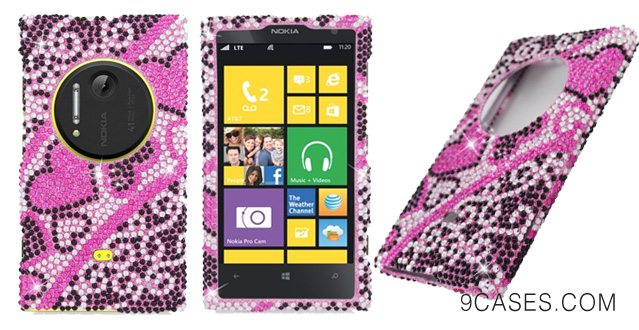 EAGLE CELL Sparkling Diamond Bling Case for Nokia Lumia 1020