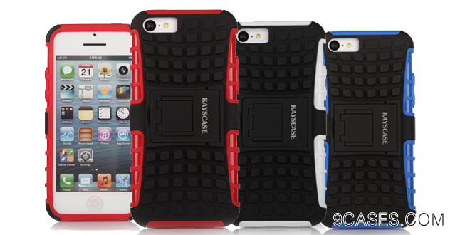 KAYSCASE ArmorBox Cover Case for Apple iPhone 5C