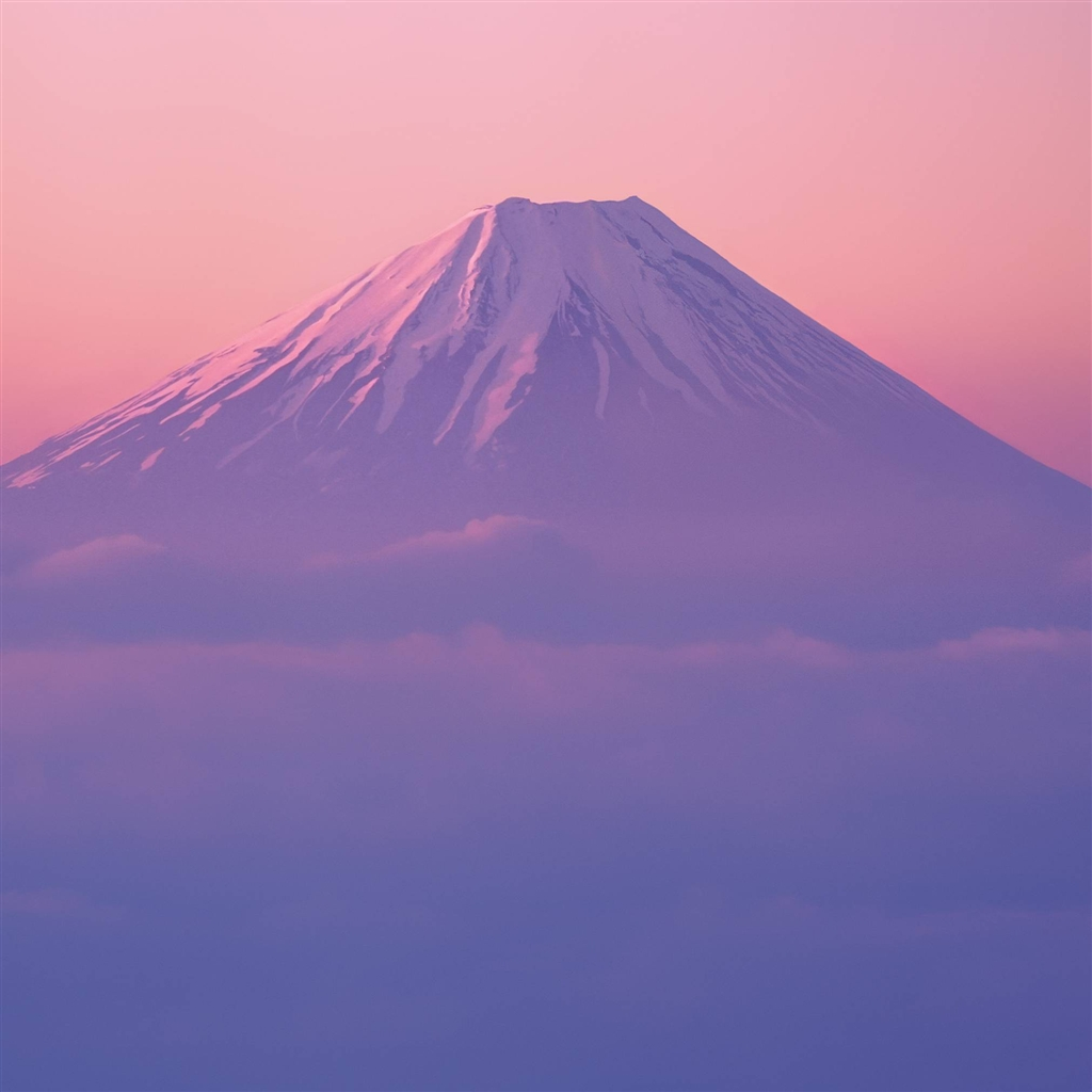 Mountain-Fuji-ipad-4-wallpaper-ilikewallpaper_com_1024
