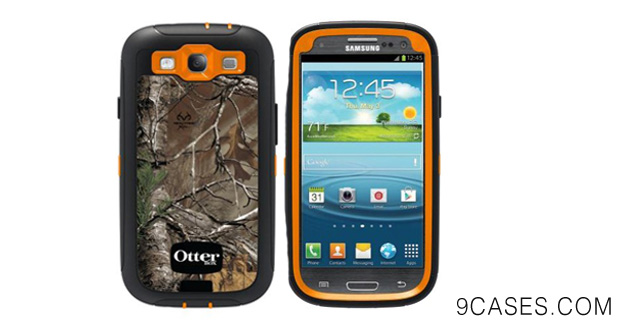 OtterBox 77-25886 Defender RealTree Series Hybrid Case and Holster for Samsung Galaxy S II