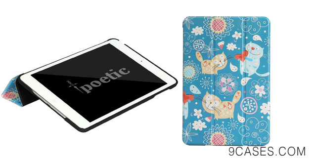 Poetic CoverMate case - the KITTY CAT