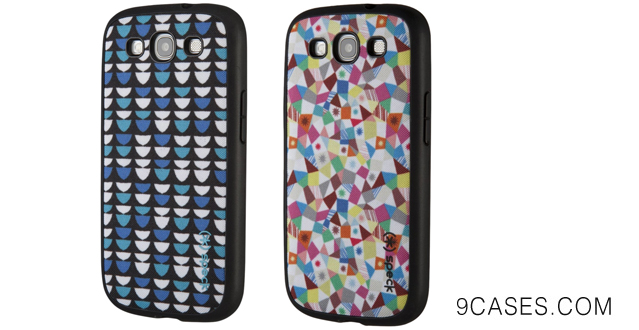 Speck Products SPK-A1432 Fabshell Fabric-Backed Snap-on Cell Phone Case for Samsung Galaxy S III