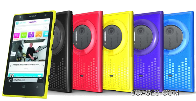 TUDIA Ultra Slim Melody Series TPU Protective Case for Nokia Lumia 1020  Nokia EOS