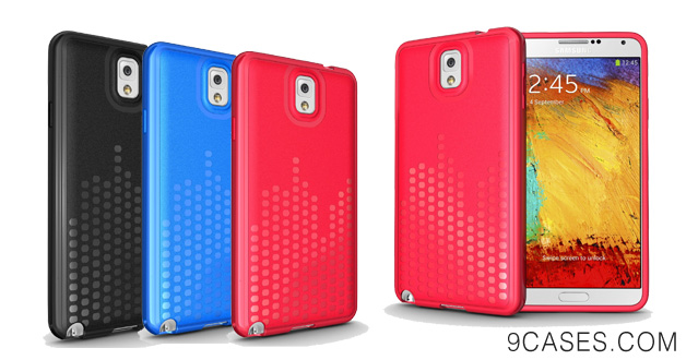 TUDIA Ultra Slim Melody Series TPU Protective Case for Samsung Galaxy Note 3 III