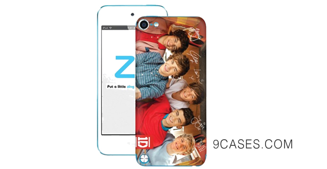 01-Brand New Z!Ng Revolution Ipod Touch 5G One Direction 1D Boys Case