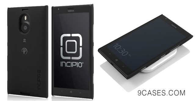 02-Incipio Wireless Charging Case for Nokia Lumia 1520 - Retail Packaging - Black