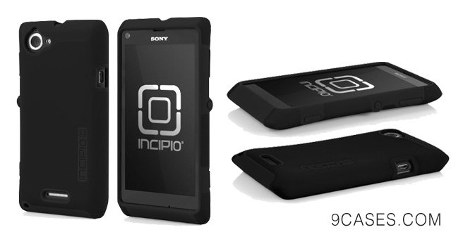 Nice and cheap sony xperia l cases cool case for your phone 01 1incipio se 220 dualpro case for the sony xperia l 1 pack retail packaging reheart Choice Image