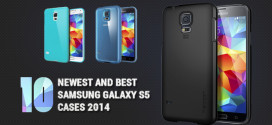 10 Newest and Best Samsung Galaxy S5 cases 2014 (Updated)