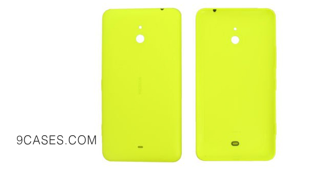 15-New Original Yellow Battery Back Door Cover Case for Nokia Lumia 1320