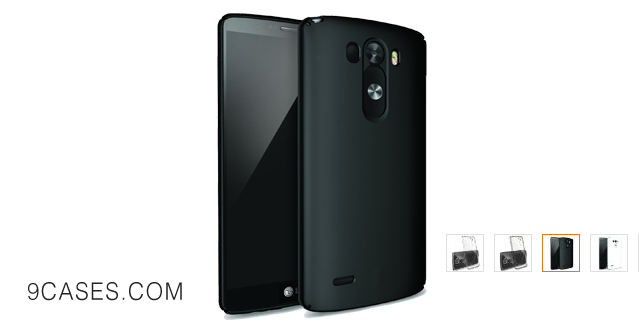 12-[Free HD Film-Slim Max Protection] Ringke MAX LG G3 Case Double Layer Heavy Duty Protection Armor Case [BLACK]