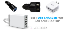 Best USB Charger for Car and Desktop