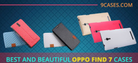 Best and cheap Oppo Find 7 cases