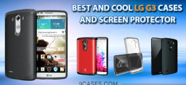 Best and cool LG G3 cases and Screen Protector