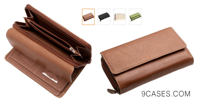 07-MUNDI Big Fat Flap Wallet
