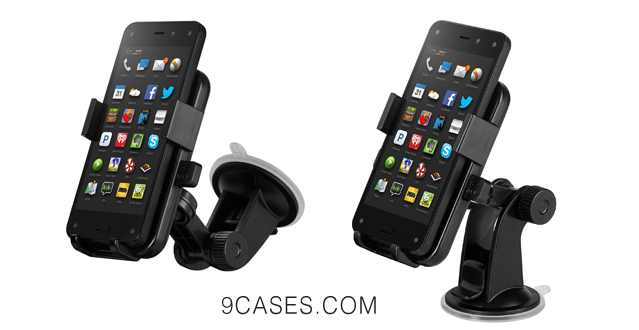 12-iOttie One Touch XL Windshield Dashboard Car Mount Holder for Amazon Fire Phone and Galaxy S5 S4 Note3 Note 2 (HLCRIO101)