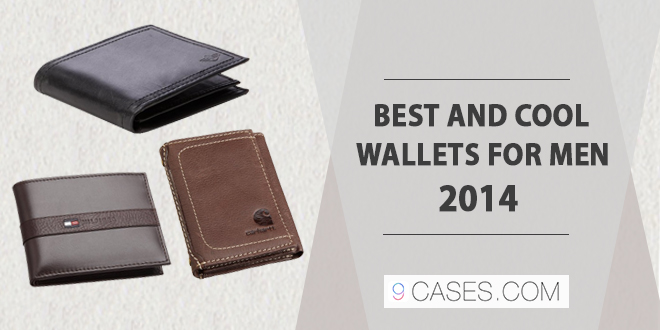 Best and Cool Wallets for Men 2014