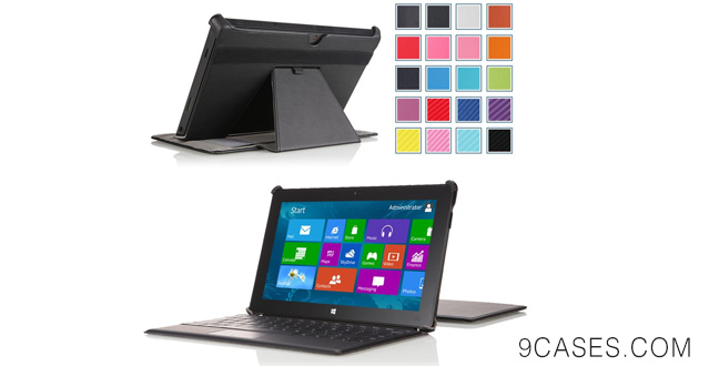 04-MoKo Slim-fit Case for Microsoft Surface Pro