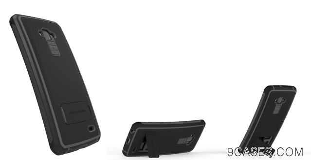 10-Body Glove Fusion Case with Durastand for the LG G Flex