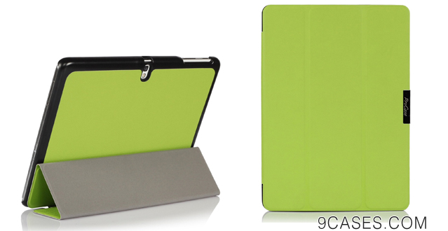 10-ProCase Samsung Galaxy Tab S 10.5 Case (SM-T800), Ultra Slim and light, Hard Shell, with Stand, SlimSnug Cover Exclusive for 2014 Galaxy Tab S 10