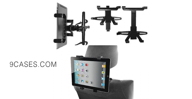 13-First Rate Back Seat Passenger Headrest Cradle Mount for Samsung Galaxy Tab S (8