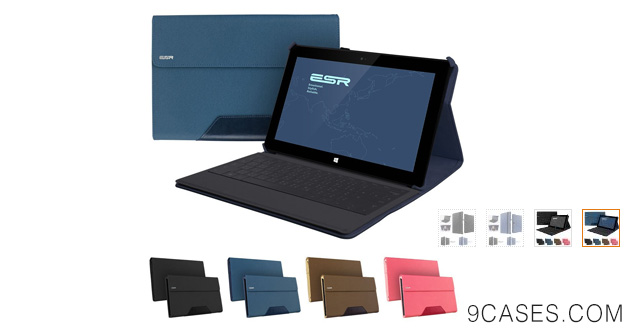 14-Surface Pro 2 Case, ESR Intelligent Series Microsoft Surface Pro 2