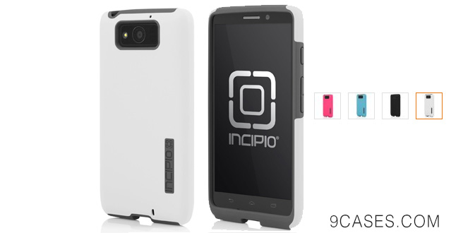 04-Incipio MT-282 DualPro for the Motorola DROID Ultra - Optical White