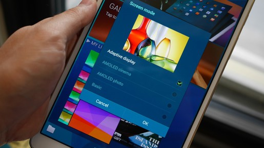 05-Galaxy Tab S 8 4 Screen