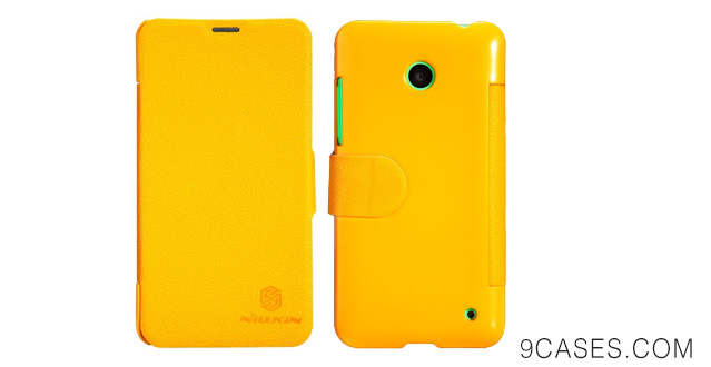 09-IVSO Nokia Lumia 630 635 Super Fresh cover High Quality Case-