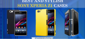 BEST AND STYLISH SONY XPERIA Z1 CASES