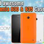 Best And Awesome Nokia Lumia 630 & 635 Cases