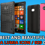 Best And Beautiful Nokia Lumia Icon / 929 Cases