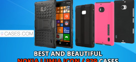 Best and beautiful Nokia Lumia Icon 929 cases