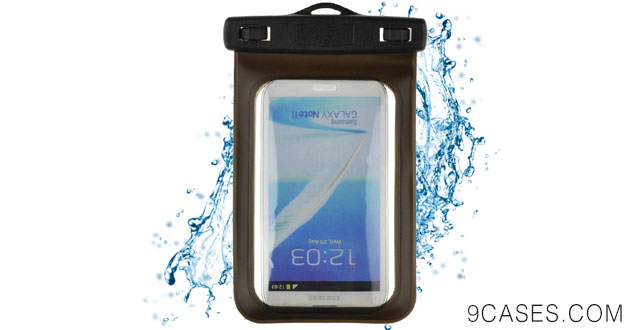 14-Waterproof Dry Pouch Carrying Bag Case for Sony Xperia Z3