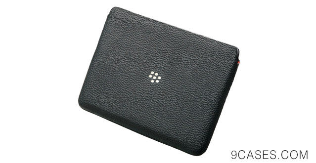 02-Research in Motion Leather Sleeve for BlackBerry PlayBook Tablet