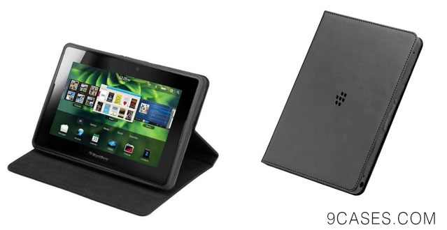 05-Research in Motion Leather Convertible Case for BlackBerry Playbook