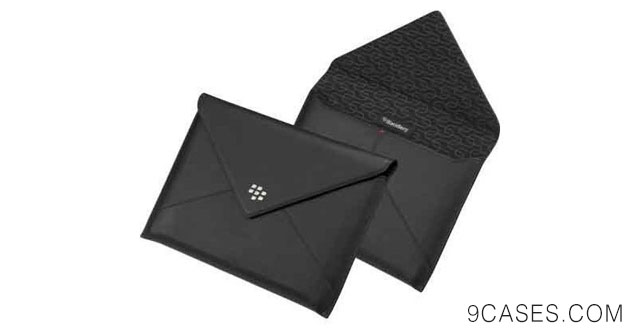 10-Research in Motion Leather Envelope for BlackBerry PlayBook - Black