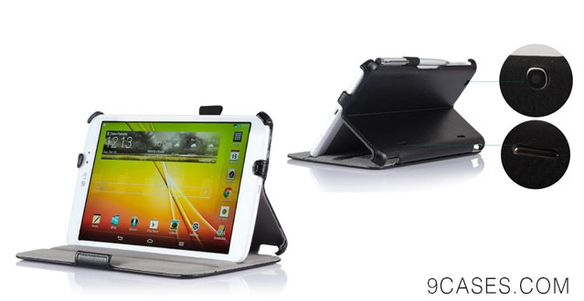 10-Slim Smart Heat Setting Cover Case for Lg G Pad 8.3 Edition Tablet