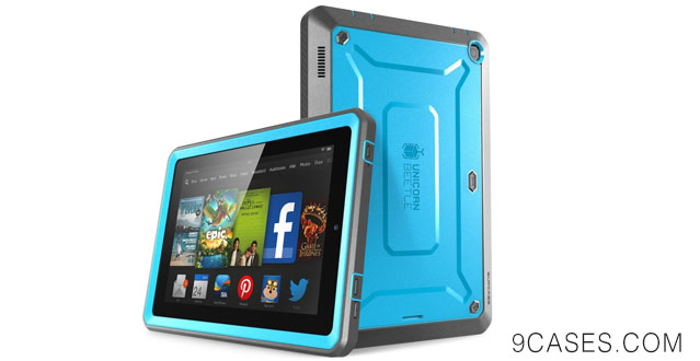 11-Fire HD 6 Case, SUPCASE