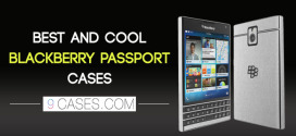 BEST AND COOL BLACKBERRY PASSPORT CASES
