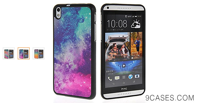 05-MOONCASE Cute Pattern Flexible Soft Gel Tpu Silicone Skin Slim Back Case Cover For HTC Desire 816 800