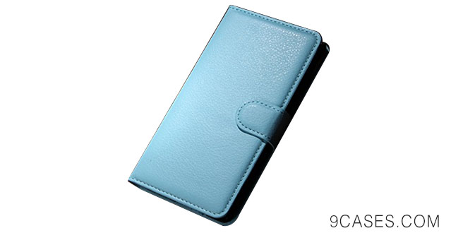 10-HQF® Wallet Case Flip Stand Leather