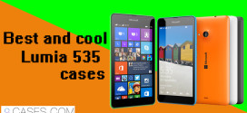 Best and cool Lumia 535 cases .