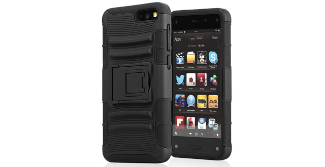 08. LG G4 Case - KAYSCASE Heavy-Duty Belt Clip Dual-layer ArmorHolster Hybrid Cover Case for the LG G4 Smart Phone 2015 Version (Lifetime Warranty) (Black)