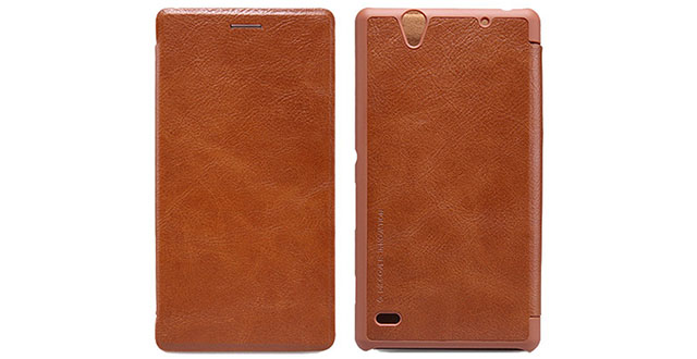 06.-Kepuch-Ultra-thin-Sparkle-Leather-Case-Shell-Hard-Case-Cover-For-Sony-Xperia-C4