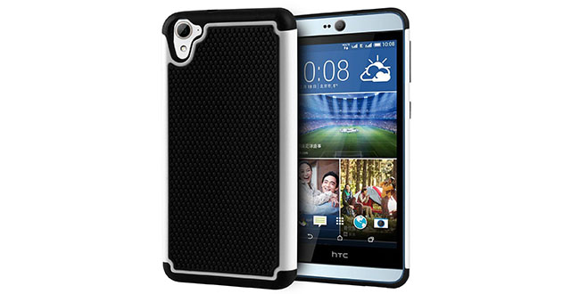 07. SPARIN® Ultra Slim and Lightweight Drop Protection and Scratch Resistant Smart Case for HTC Desire 826
