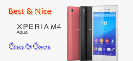 Best and nice Sony Xperia M4 Aqua cases